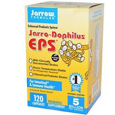 Jarrow Formulas Jarro-Dophilus EPS -120 Caps - Probiotic