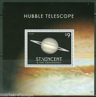 ST. VINCENT GRENADINES  2013 HUBBLE TELESCOPE SOUVENIR SHEET II   MINT NH