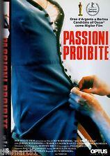 Passioni proibite (1995) VHS Optus  Bo Widerberg