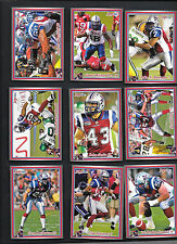 2011 Jogo CFL Montreal Alouettes Lot of 22 Cards