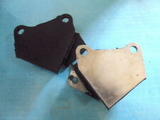 2 Support boite Renault 8 10 Dauphine Floride caravelle Alpine A110 mounting