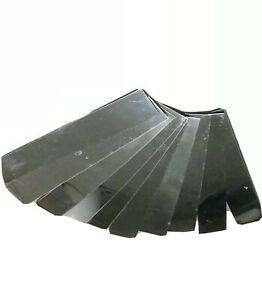 "Shim Stock Assortment Steel 1"" x 6"" .001 .002 .003 .004 0.001 0.002 0.003 0.004"