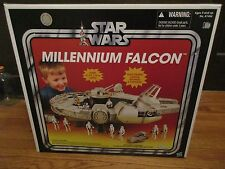 NEW! Hasbro Star Wars Millennium Falcon 2012 Vintage Collection Box  #22691 MIB!