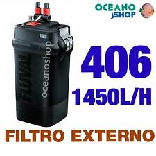 FLUVAL EXTERNO SERIE 6 - 406 filtro gran calidad acuario pecera tortuguera