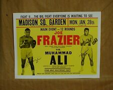 Muhammed Ali Posters (Lot of 10)