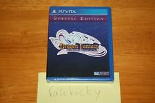 Dragon Fantasy: The Black Tome of Ice (PS Vita) NEW SEALED MINT, LIMITED RUN #19