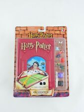QUIDDITCH Chapter Game 3D HARRY POTTER and the Sorcerer's Stone Mattel NEW board