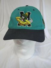 Looney Tunes Marvin the Martian Snapback Cap Hat OSFM 1993 Teal