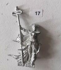 Warhammer Fantasy Tomb Kings Tomb REINA KHALIDA momia no-muertos metal rare fuera de imprenta