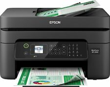Brand New Epson WorkForce WF-2830 Wireless All-In-One Inkjet Printer Black