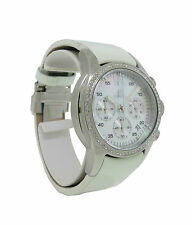 Breil BW0150 Women's Round Chronograph Date Mother of Pearl Analog Watch