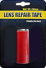 Broken Cracked Split Damaged Light Lens Repair Accident Tape Fix Red Brake Fog