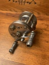 """Vintage Fishing """"Nile� by Ocean City Level Wind Casting Reel Usa"""