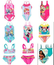 Abbigliamento Disney in poliammide per bambine dai 2 ai 16 anni