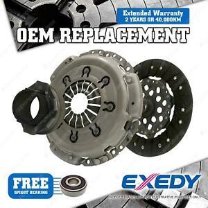 Exedy Clutch Kit for Suzuki CARRY DB71T Utility 0.5L 1986 - 1989 Premium Quality