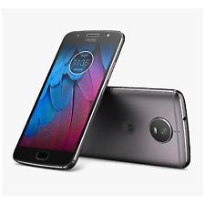 "Motorola Moto G5S 5.2"" - 32GB - (Unlocked) Smartphone - Grey"