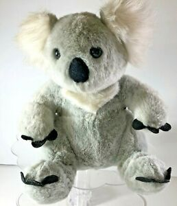 "Build A Bear Workshop 13"" Australian Koala Bear Plush Stuffed Animal Toy Gray"