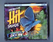 ariola 2 cds sampler  © 1989  NINO DE ANGELO karl dall SILLY konstantin wecker