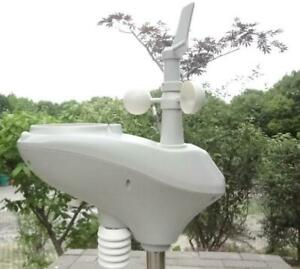 outdoor sensor (spare part) for weather station wireless 433Mhz