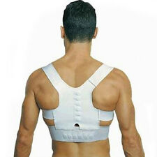 men women support Posture Corrector back pain feel young Shoulder Belt breast
