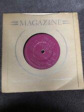 "Magazine- Sweet heart contract - 7"" Vinyl"