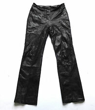 Leather 1980s Vintage Trousers for Women
