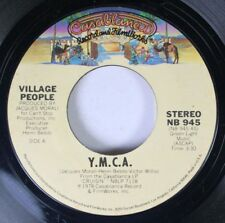 Rock 45 Village People - Y.M.C.A. / The Women On Casablanca Record And Filmworks