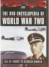 The War File - Encyclopaedia Of World War 2 - Fall Of France To Heinrich Himmler