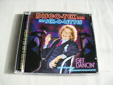 Disco Tex & His Sex-O-Lettes  – Get Dancin'    1974