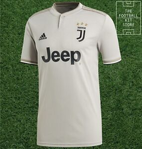 adidas Juventus Away Shirt - Juve Football Jersey - Mens - All Sizes