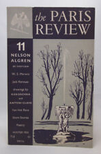 Paris Review 11 - Jack Kerouac - The Mexican Girl - First Edition - On the Road