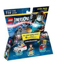 LEGO DIMENSIONS 71228 LEVEL PACK Ghostbusters Ecto-1 buildings new packed