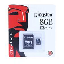 KINGSTON TARJETA DE MEMORIA MICRO SD 8GB