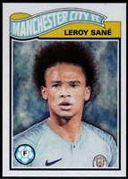 Leroy Sane 2019 Topps Living Set UEFA Champions League #5