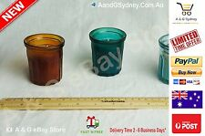 Jar Candle Up To 100 Hours Burn Time Glass Candle Cup Sydney