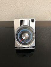 Seiko Quartz Metronome Sqm-357 Digita Diode Light & Sound Tested and Works Great