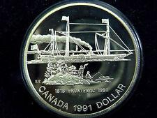 Schifffahrt Münzen aus Kanada