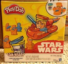 New Play-Doh Star Wars Can Heads Luke Skywalker and R2-D2 Disney Hasbro MISB