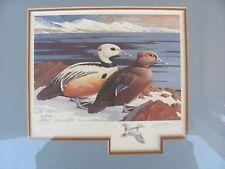 RW40 1973 Federal Duck Print LeBlanc 1st Ed  Remarque Cat $2400  #RW40FM270DSS