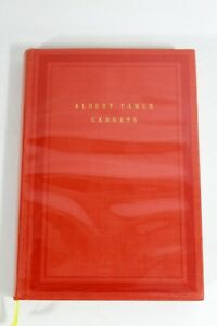 Carnets I May 1935 - February 1942 by Albert Camus French Edition 1962 Gallimard