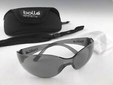 BOLLE Bandido Shaded Smoke UV Lens Sports Work Safety Sunglasses + Hard Case3