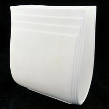 "FEUILLETON II by Rosenthal VASE 5.5"" tall NEW NEVER USED Hausler-Goltz design"