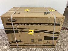 Whynter 65 Quart Portable Fridge/ Freezer Grey