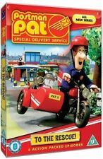 Postman Pat - Special Delivery Service to The Rescue 5050582610444 DVD