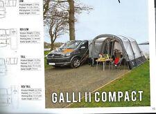 Vango GALLI compatto basso driveaway Tenda da sole