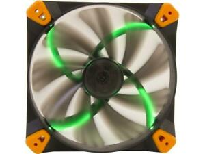 Antec Advance True Quiet 120 GR 120mm Green LED Case Cooling Fan NEW