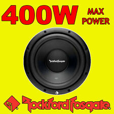 "Rockford Fosgate 10"" 10-inch 400W CAR AUDIO Prime Bass Sub Subwoofer 25cm 4ohm"
