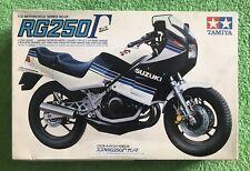 Tamiya 1/12 Suzuki RG250 Gamma Model Motorcycle Kit 14024 & FREE GIFT WITH ORDER