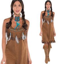 Native American Indian Dress Fancy Dress Costume