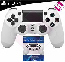 MANDO PS4 DUALSHOCK COLOR BLANCO PLAYSTATION 4 PRECINTADO NUEVO FABRICA ORIGINAL